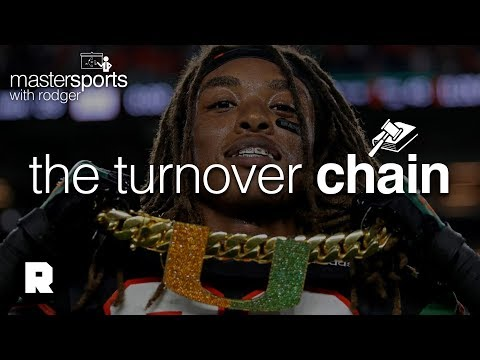 MasterSports With Rodger Sherman | The Turnover Chain | The Ringer