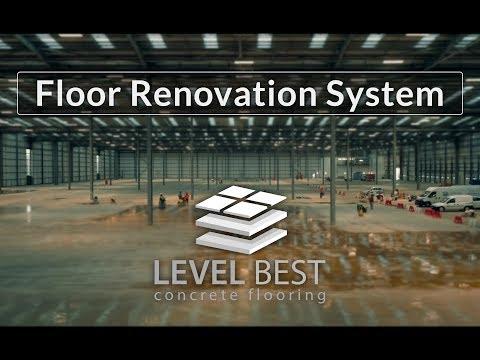 Level Best Concrete Flooring   Floor Renovation System