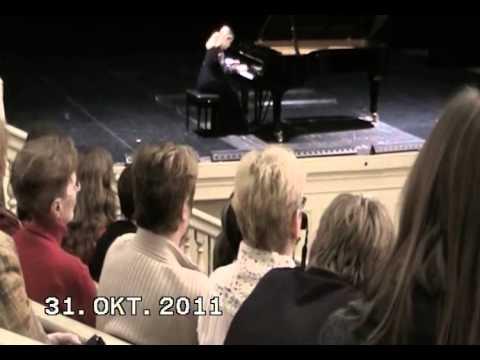 Varvara Maggs The State Hermitage Theatre St. Petersburg Part 1/3