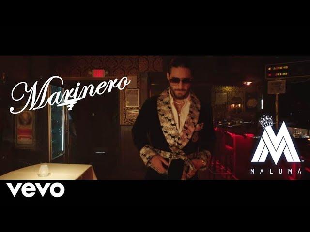 Maluma - Marinero (LETRA) HD #1