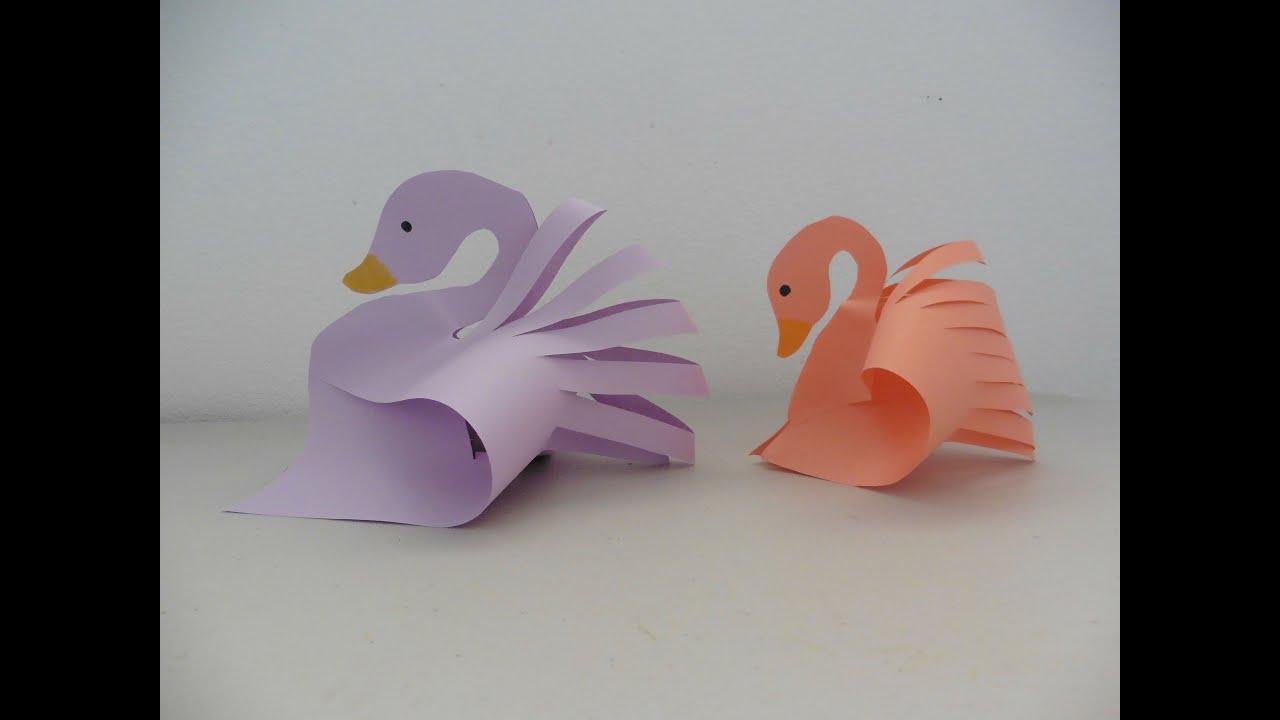 Como hacer patos de papel 3D - Creative Flower by Creative Flower a1ce86a4ae8