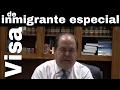 Soto: La visa de Inmigrantre Especial (niños que llegan solos a frontera)