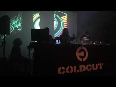 Coldcut - Beats & Pieces live 2017