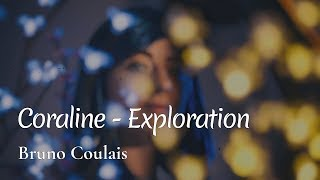 Exploration (from Coraline) // Amy Turk, Harps