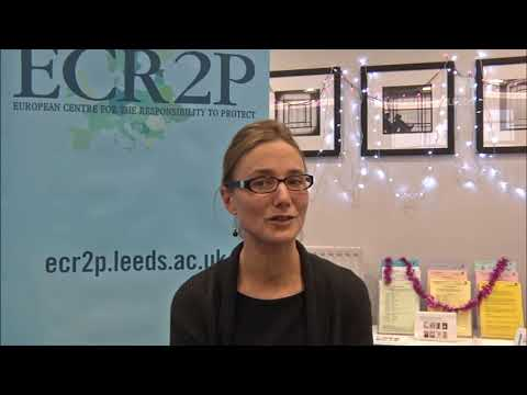 International Conference on the R2P, Peace and Security: Dr Katarina Månsson