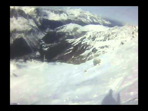 Skiing Chamonix France 11
