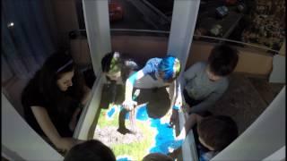 Интерактивная песочница - Интерактивный стол(Интерактивная песочница - Интерактивный стол playstand.ru., 2014-04-15T12:34:25.000Z)