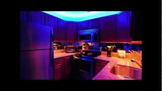 Above And Under Kitchen Cabinet Led Lighting