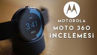 Motorola Moto 360 Akıllı Saat İncelemesi(Kanalımıza abone olmayı unutmayın ▻ http://goo.gl/y4AjCY Motorola tarafından üretilen ilk yuvarlak çerçeveli akıllı saati olan Moto 360'ı inceliyoruz. Bakalım ..., 2015-07-15T14:54:16.000Z)