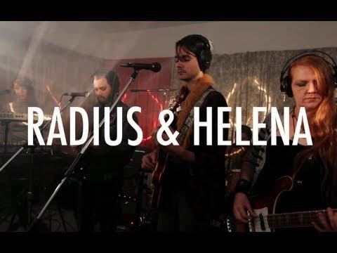 Radius & Helena - Science Fiction (Live on Exclaim! TV)