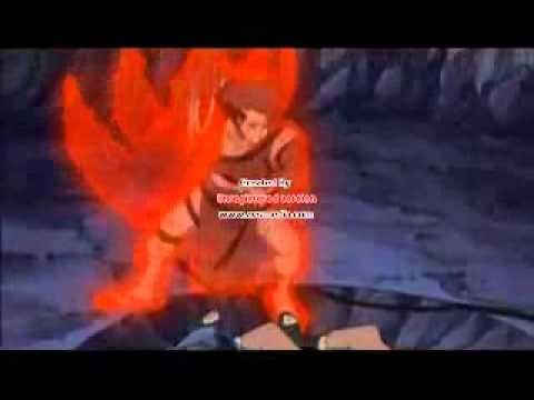 Naruto Vs Sora Jinchuuriki Youtube