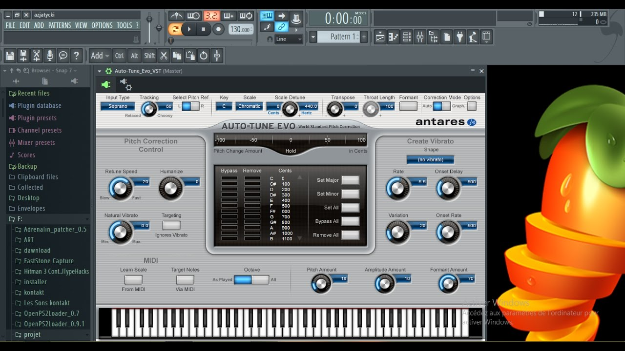 fl studio 10 korg rai gratuit softonic