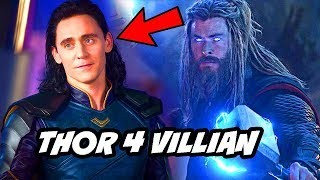 Thor 4 Villain and Plot Explained after Avengers Endgame