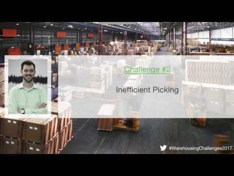 Webinar: Solving the Top 5 Challenges Facing Warehouse Managers