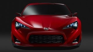Real World Test Drive 2013 Scion FR-S