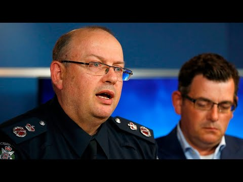 Four Victorian police officers dead in horrific highway collision