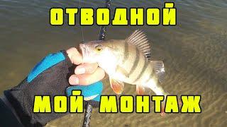 Отличная рыбалка с берега на Дону Показал монтаж отводного поводка