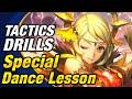 Fire Emblem Heroes - Tactics Drills: Grandmaster 49: Special Dance Lesson [FEH]