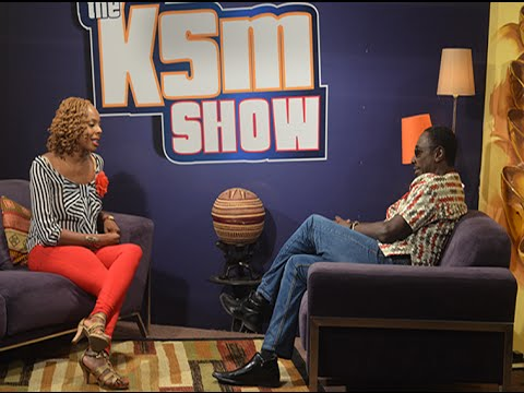 KSM Show- Esther Armah (Radio Host-THE SPIN via BBC Accra/Lecturer AUCC)