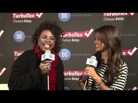 Betty Wright (Nominee) Interview Grammys 2012 -- TurboTax GRAMMYs Backstage