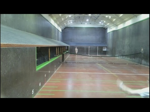 Seacourt Silver Racquet Final 2018