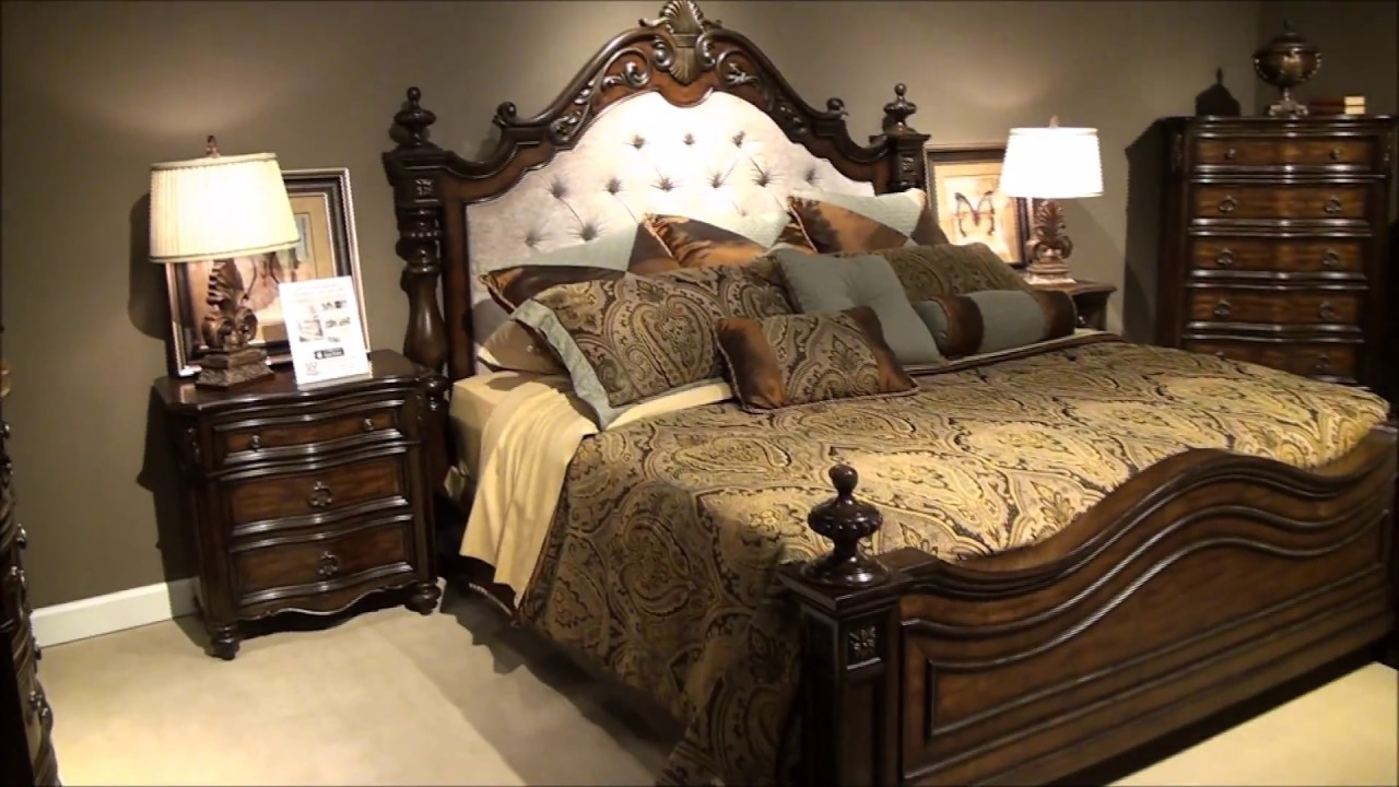 Chamberlain Court Bedroom Set By Liberty Furniture Youtube
