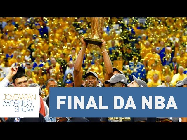 Finais NBA: Golden State Warriors conquista seu quinto título