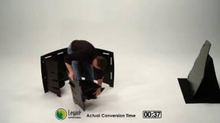 Legare Corner Desk - Actual Assembly Time