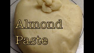 Home Made Almond Paste Thermochef