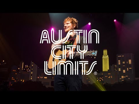 Austin City Limits Web Exclusive Ed Sheeran