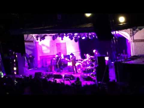 The Waterboys - Purple Rain - Kelvingrove bandstand 8th August 2016
