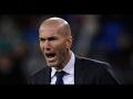 Los gritos de Zinedine Zidane a sus jugadores desde el banquillo del Bernabéu '¡Esto qué es!'