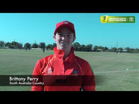 Toyota ACCC - Brittany Perry Highlights