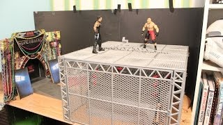 vuclip WMW Superbrawl Part 4: Undertaker vs. Brock Lesnar Hell in a Cell
