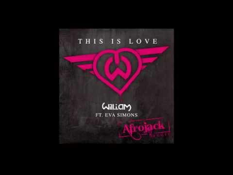 """will.i.am - """"This Is Love"""" ft. Eva Simons (Afrojack Remix)"""