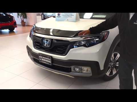 2017 Honda Ridgeline RTL E