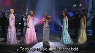 Celtic Woman - Carol Of The Bells