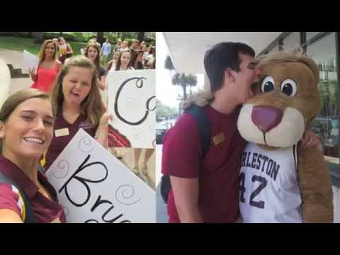 Orientation 2014 Welcome To The College Of Charleston YouTube