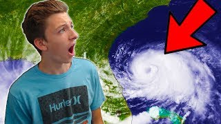 I MIGHT HAVE TO EVACUATE FROM MY HOUSE! Hurricane Irma IS COMING! - Evacuation Plans & Update Video