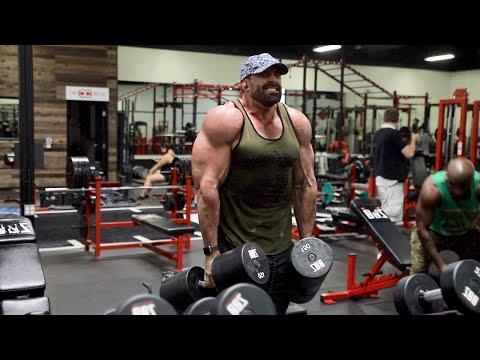 3 EXERCISES FOR BIGGER SHOULDERS!