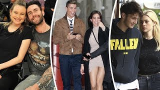 15 Best Real Life Celebrity Couples 2018