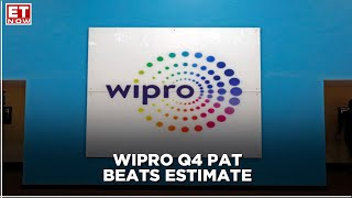 Wipro Q4 PAT beats estimates, Guidance beats street
