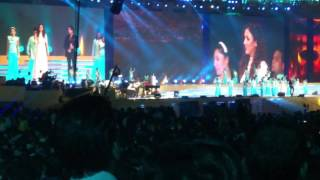 Gambar cover Jio Launch Event - Jab Tak Hai Jaan -  Javed Ali