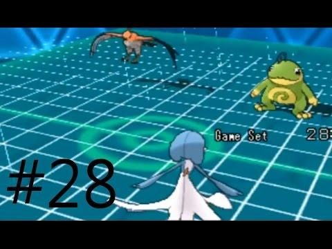 Pokemon oras wifi battle#28 此乃最主流的欺空隊!