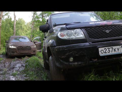 Клуб Уаз Патриот Красноярск - YouTube