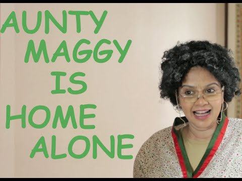 empty nest and me time in 'Maggy's home alone'