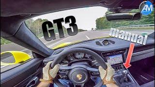 Porsche 991.2 GT3 - Kasseler Berge POV RUN!