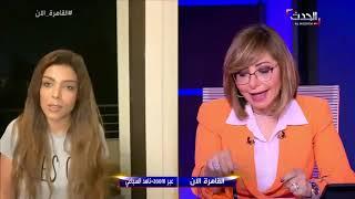 فيديو- ناهد السباعي: المشاهد الساخنة حرية بيني وبين المخرج