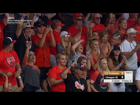 2018 Oregon State Baseball Intro Video - Version 2