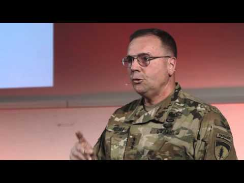 Rocks of History - What legacy will you leave behind? | Lieutenant General Ben Hodges | TEDxWHU